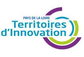 a Logo RDI - Pays de la Loire,  Réseau Territoire d'Innovation